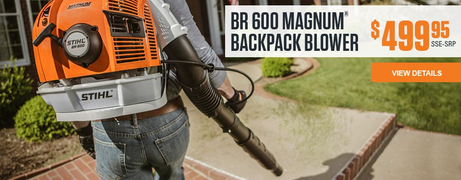 BR 600 STIHL Backpack Blower